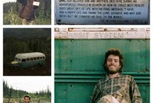 alex supertramp - christopher mccandless / by Laura Birkenlichtung