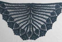 Crochet Shawls and Shrugs Patterns