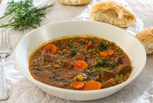 Soups and Stews / by San Pasqual's Kitchen