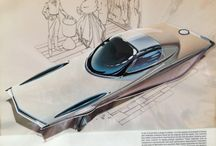 Syd Mead / The great Syd Mead. Illustrations, designes, concept art.