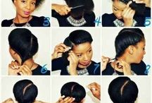   Hairography   / Loving my natural hair journey. My mane really does represent strength for me-how nature intended