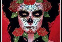 Masque de la muerte