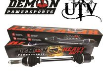 Demon Powersports Heavy Duty UTV Side By Side Axles