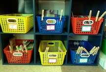 classroom organization / by Emily Hall Pruitt
