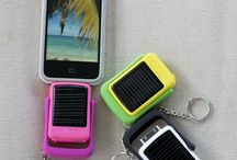 Great gift ideas.. / Battery charged phone charger.