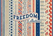 Freedom Collection / by Authentique Paper