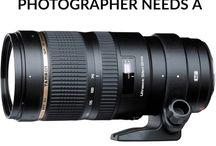 Fotografie lense