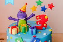 Jamie 1st birthday