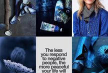 nina brown - blue inspiregrams