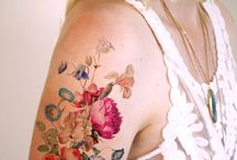 Tattoo / Fina tatueringar