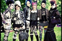 WGT / Oh how I wish I could go to the Wave Gotik Treffen / by Baby Machine