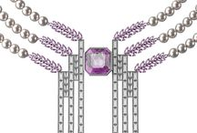 Lavender Jewellery Collection