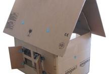 Ça se passe à l'Atelier Chez Soi / Suivez tout ce qui se passe l'Atelier Chez Soi : meubles en carton, jolis papiers pour décorer, nouvelles réalisations... Autour des meubles en carton !