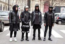 Black and White Clothing / Clothing