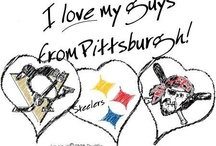 Pittsburgh / by Ashley Hildebrant