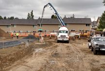 156th St. Townhomes / Fee Build project in Lynnwood.  21 units