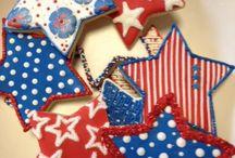 Cookies - Patriotic