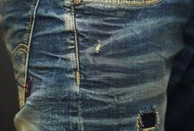 vintage denim lav