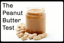 The Peanut Butter Test