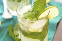 Cheers! Drinks para celebrar / Receitas de drinks com e sem álcool - para fazer em casa ou numa celebração - cheers!