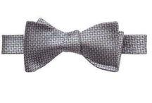 bow tie / Bow Tie | Menswear | Mensstyle | Mensfashion