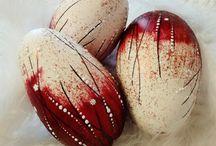 Kraslice Easter eggs
