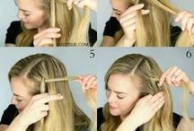 Step by step hair styles