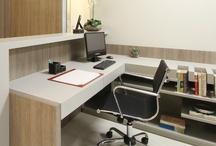 Tecnisa D/Office / Salas comerciais de 46m², decorada pela Arquiteta Jóia Bergamo. Localizado no centro de Diadema/SP.