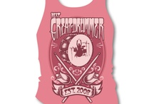 Drummers against breast cancer tshirt offer