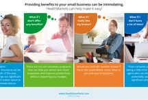 Small Business / Better Benefits. Bold Savings. Innovative Solutions for Small Businesses