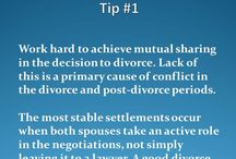 25 Tips for a Better Divorce / A divorce expert attorney's tips for the best possible divorce