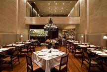 São Paulo top restaurants / The finest restaurants in town