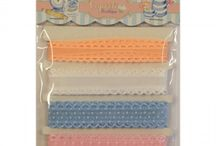 Craft Supplies Embellishments Ribbons / Craft Supplies Embellishments Ribbons for your handmade crafts. Home projects, sewing, card making, scrapbooking, children's crafts