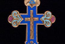 крест антикв.