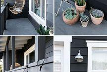 Linear House Colour Schemes