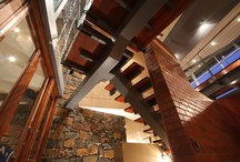 Joe de Villiers - own architecture / Snippets of my own creations / architecture and interiors