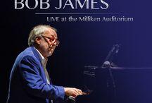 "Bob James / ""Bob James: Live at the Milliken Auditorium"""