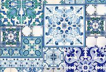 Tiles Patchwork / Tiles patchwork by sicilian handcraft factory CEAR