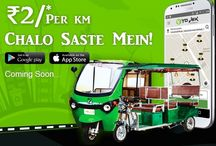 YO JEK E-CABS / YO JEK is the smartest way to get around. One tap and a YO JEK comes directly to you. Your driver knows exactly where to go. And you can pay with cash. You can also give us a call to make your booking from anywhere anytime.