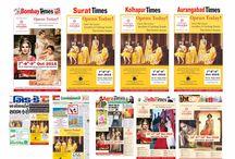 Newspaper Campaign Ads