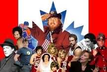 Being Canadian / by Mickey Sylvestre