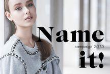 Name It! by Pakamera / NAME It! Campaign 2015 by Pakamera.pl