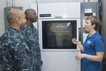 The U.S. Navy to introduce 3D printing