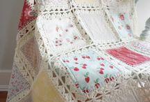 Crochet Quilt / Quilt