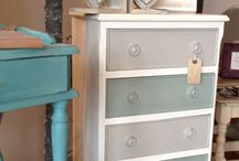 Chest of drawers modifications