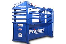 Priefert Roping and Rodeo Equipment / The official equipment of the PBR and the NFR, Priefert's Bucking Chutes and chute accessories are chosen time and again for their ruggedness and reliability.