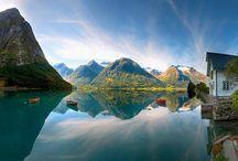 Places I want to go to some day / by Ul'yana Zaggie