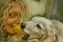 dipinti di Gemma Pitrola! / Pittura ad olio!
