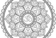 Coloring pages / by Marque Munger