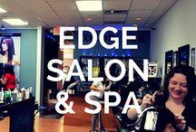 Edge Salon & Spa Interior Features / See the Interior features of EdgeSalon & Spa